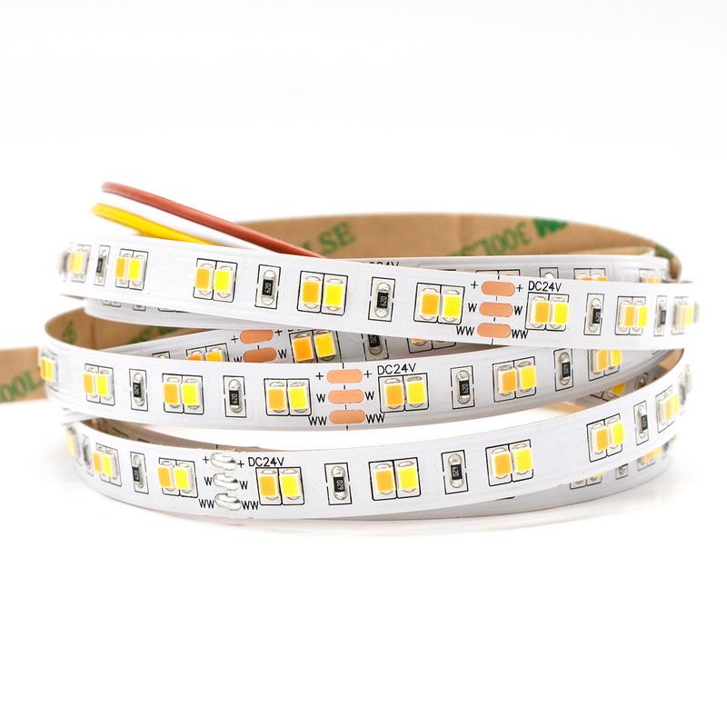 CCT Tunbale LED Flexible Strip