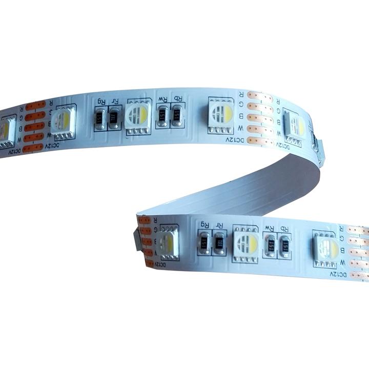 RGB+W LED Flexible Strip