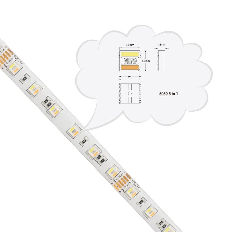 IP65 Waterproof LED Flexible Strip