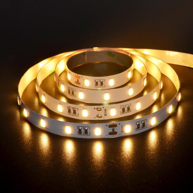 SMD5630 LED Flexible Strip 72LEDs